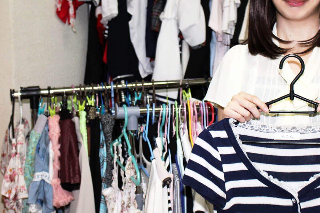 チャットガール募集 高収入 アルバイト 衣装